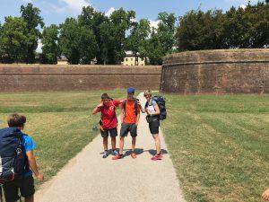 Mura città Lucca