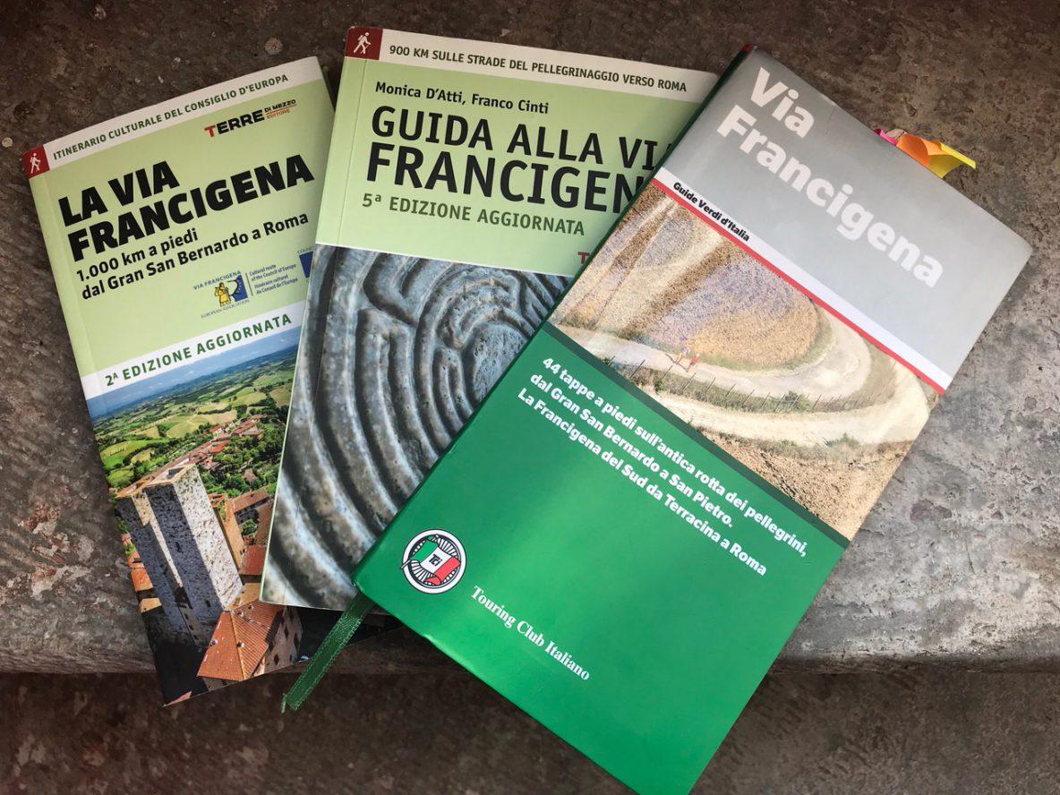 Libri Via Francigena