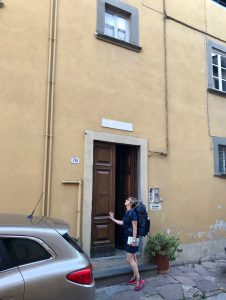 Canonici Regolari Lateranensi, via San Nicola 76