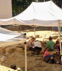 archeologi Badia Pozzoveri