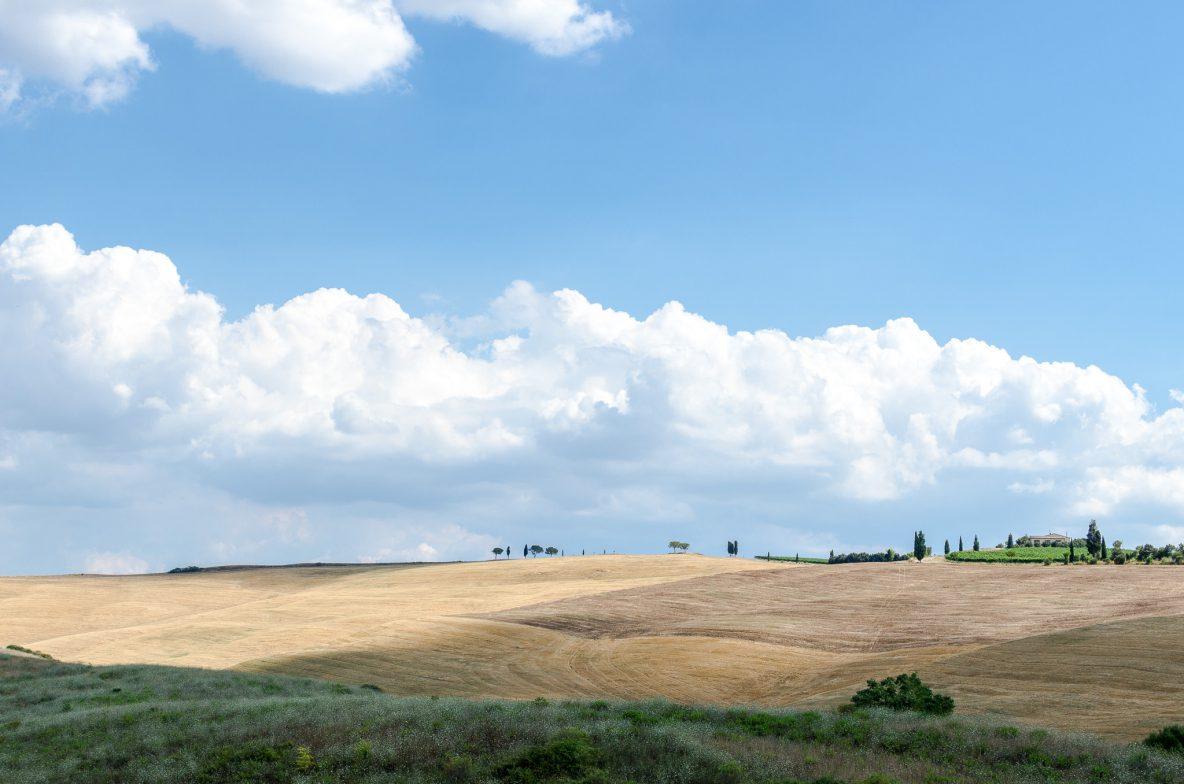 campagna Toscana Francigena