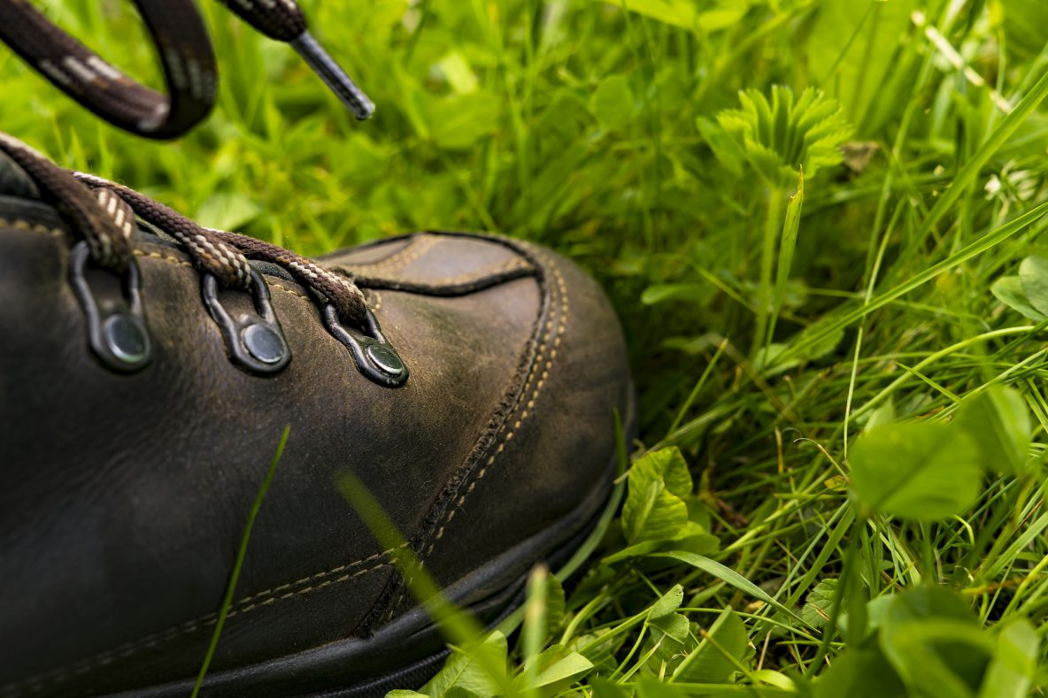 scarpe via francigena
