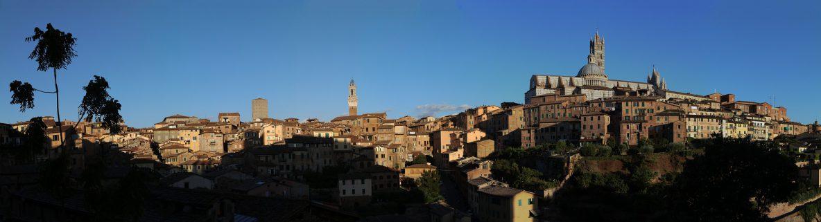 Siena Toscana Francigena