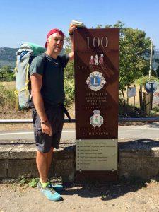 Montefiascone 100 km Roma