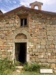 ospitale delle Briciole sulla Francigena