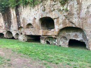 tombe etrusche Sutri